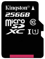 Kingston 256GB TF carte Micro SD Card carte mémoire UHS-1 Class10