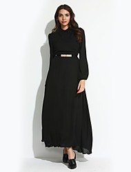 Sleeve Winter Maxi Dresses - Lightinthebox.com