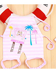 Baby Casual/Daily Polka Dot One-Pieces,Cotton Summer Sleeveless