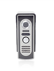 Alybell 802 Remote Control Smart Doorbell with Real-time Video 720P Camera with Night Vision