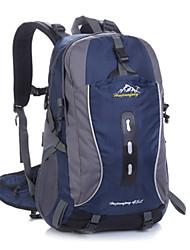 45 L sac à dos Sac à Dos de Randonnée Camping & Randonnée Escalade Sport de détente Chasse Voyage Cyclisme/Vélo EcoleExtérieur