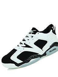Masculino-Tênis-Conforto-Rasteiro-Preto Preto e Dourado Preto e Vermelho Preto e Branco Branco azul Vermelho branco-Couro Ecológico-