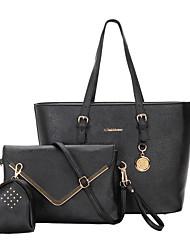 Women PU Formal Casual Outdoor Bag Sets
