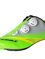 BOODUN/SIDEBIKE® J050329 Cycling Shoes Road Bike Shoes Anti-Slip Wearproof Breathable Ultra Light (UL) Wearable Road Bike PU EVA Cycling