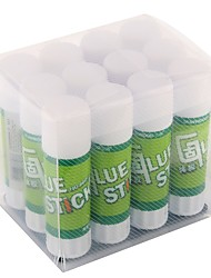 Sunwood®  6607 21G Solid Glue/Glue Stick 12 Pack