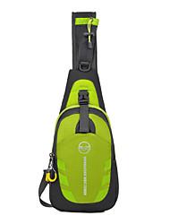 Сумка Нагрудная сумка для Велосипедный спорт/Велоспорт Отдых и туризм Путешествия Бег Спортивные сумки Водонепроницаемость