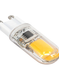 3W G9 Luminárias de LED  Duplo-Pin T 2 COB 230-280 lm Branco Quente Branco Frio V 1 pç
