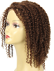 Glueless Full Lace Wigs For Women Lace Wigs 100% Human Hair Afro Kinky Curly Full Lace Wig With Baby Hair
