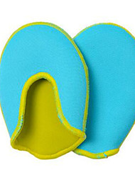Breathability Shoes Covers for Fabric Blue Pink Red