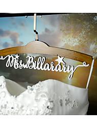 Acrílico Madeira Decorações do casamento-1 peça Primavera Verão Outono Inverno Personalizado