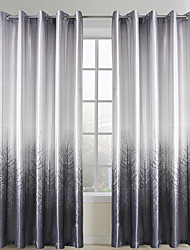 2 шторы Окно Лечение Деревня Гостиная Полиэстер материал Шторы портьеры Украшение дома For Окно