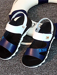 Boy's Sandals Comfort PU Casual White