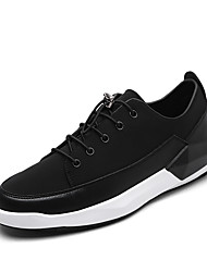Men's Sneakers Spring Summer Fall Winter Comfort PU Outdoor Office & Career Casual Athletic Gore Black