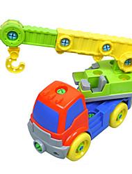 Строительная техника Игрушки 1:50 Пластик Радужный