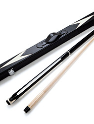 JianYing Pool Cue Stick With 13mm Cue Tip Billiard cue stick and case with Joint Protector