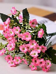 1 Ast Kunststoff andere Künstliche Blumen 27