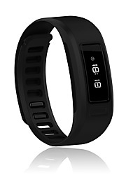 CRADMISHA H6 Smart Bracelet Water Resistant/Waterproof Calories Burned Pedometers Sports Bluetooth4.0 0.86OLED DisplayTouch Scri OS Android