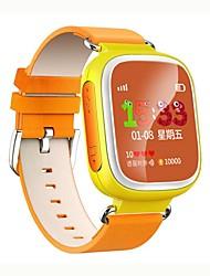 Reloj Smart Long Standby Calorías Quemadas Podómetros Deportes Monitor de Pulso Cardiaco Distancia de Monitoreo Anti-perdida GPS Control