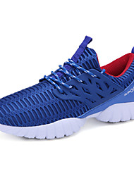 Men's Athletic Shoes Comfort Light Soles Sports Shoes Casual Running Shoes 4 Color