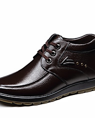 IMBETTUY Men's Fashion Genuine Leather Shoe/Oxfords
