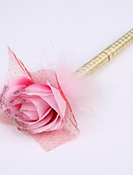 nouveau ruban de mariage de fleur signature du parti stylo marqueur stylo à la main pur (recharge d'or)
