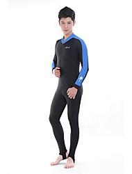 BlueDive® Mujer Hombres Unisex Trajes térmicos Dive Skins Traje de neopreno completoTranspirable Secado rápido Resistente a los UV