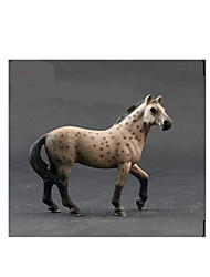 Pretend Play Model & Building Toy Toys Novelty Horse Plastic White For Boys For Girls