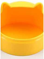 Rodents Bowls & Water Bottles Plastic Blue Brown Pink Orange