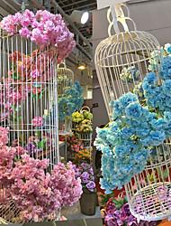 1 Une succursale Soie Cerisier du Japon Fleurs artificielles 100CM