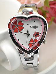Love Clover Fresh Fashion Classic All-Match Bracelet Quartz Watch