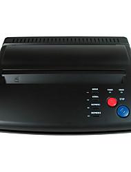 Máquina de transferência Alúminio preto Suprimentos para Tatuagem suprimentos tatuagem