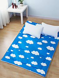 Cartoon Pattern Folding Mattress Not Include Pillows