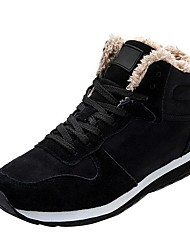 Young People's Shoes Libo New Style Hot Sale Casual / Outdoors Comfort Fashion Warm Sneakers Navy / Black