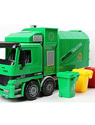 Farm Vehicles Pull Back Vehicles 1:10 Metal Plastic Green