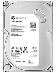 Seagate 1TB SSHD unidade de disco rígido 7200 SATA 3.0 (6Gb / s) 64MB esconderijo 3.5 polegadas-ST1000DX001