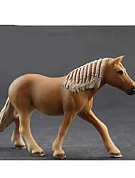 Pretend Play Model & Building Toy Toys Novelty Horse Plastic Beige For Boys