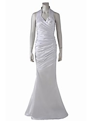 Inspired by Final Fantasy Video Game Cosplay Costumes Cosplay Suits Dresses Solid White Dress