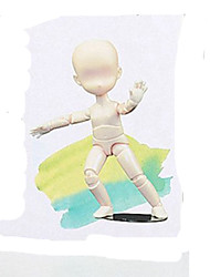 6 Style Body Chan Body Kun Pale Child Skin Color Figma Bandai PVC Action Figure Figma