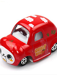 Race Car Toys 1:80 Metal Plastic Red