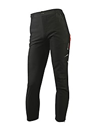 Nuckily Cycling Tights Men's Bike Tights Bottoms Waterproof Breathable Quick Dry Ultraviolet Resistant Polyester ClassicExercise &