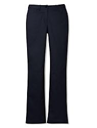 Frauen Casual / Übergrößen Mikro elastischen Medium Bootcut Hosen (Baumwolle / Spandex)