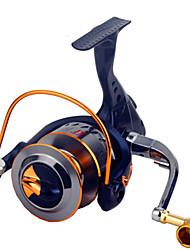 Fishing Reel Spinning Reels 2.6:1 16 Ball Bearings Exchangable General Fishing-XF2000