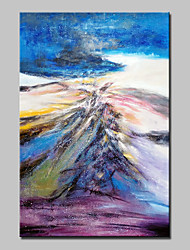 Hand-Painted AbstractOil Painting On Canvas Modern Abstract Wall Art Picture For Home Decoration Ready To Hang