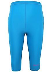 BlueDive® Femme Homme Unisexe Costumes humides Combinaison de plongée Shorts WetsuitSéchage rapide Résistant aux ultraviolets Sans