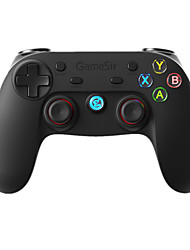 GameSir Attachments Gamepads For Sony PS3 Rechargeable Gaming Handle Receiver Bluetooth