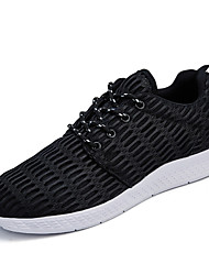 Men's Fashion Sneakers Comfort Light Soles Tulle Running Shoes Breathable