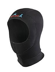 BlueDive® Women's Men's Unisex 3mm Diving Hoods Thermal / Warm Quick Dry Protective Thick Nylon Neoprene Diving Suit Hat Diving Suits-