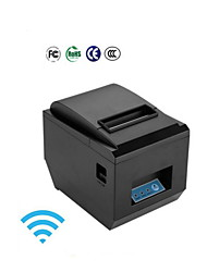 80Mm Thermal Wireless Printer Two-Dimensional Code  Bar Code Pos-8250Wifi With Cutter
