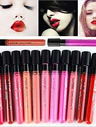 1Pcs Makeup Tint Liquid Matte Lipstick Velvet High Quality Waterproof Long Lasting Lip Gloss Sexy Make Up Cosmetic