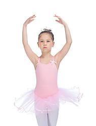 Tutus & JupesCoton Tulle LycraFemme Enfant Nœud papillon Fantaisie Spectacle Danse classique